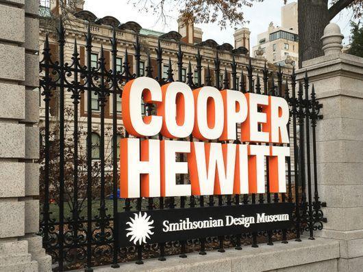 Typographie - Cooper Hewitt